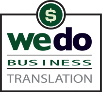 Business document translation services