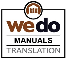 Manual translation services